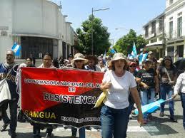 Paro Nacional en Guatemala (2)